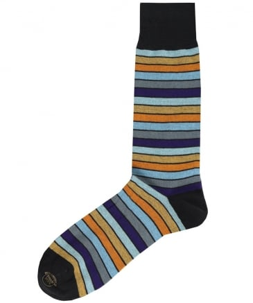 Nicety Striped Socks