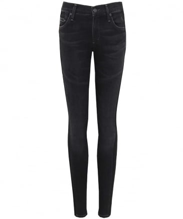 High Rise Rocket Skinny Jeans