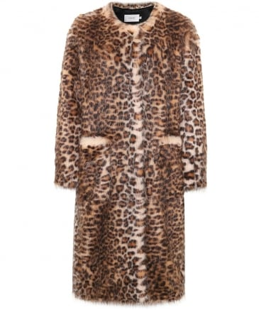 Faux Fur Adora Coat