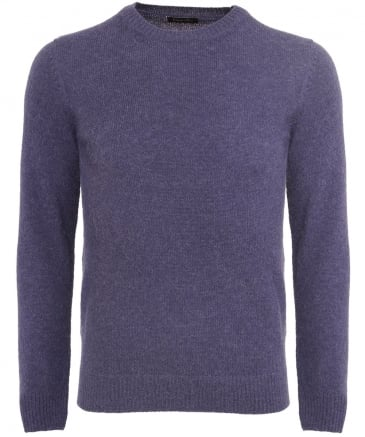 Alpaca Crew Neck Jumper