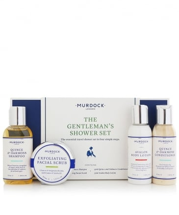 Gentleman's Shower Set