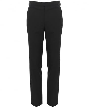 Wool Cranwick Trousers