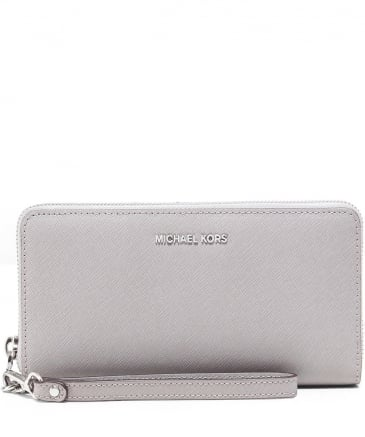 Jet Set Travel Continental Wristlet