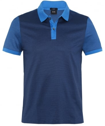 Striped Phillipson 21 Polo Shirt