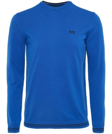 Crew Neck Rime Jumper