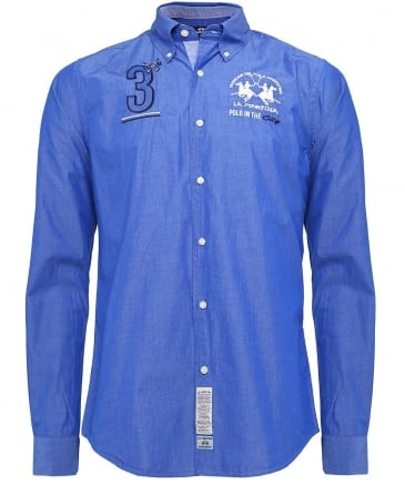 Slim Fit Creighton Shirt