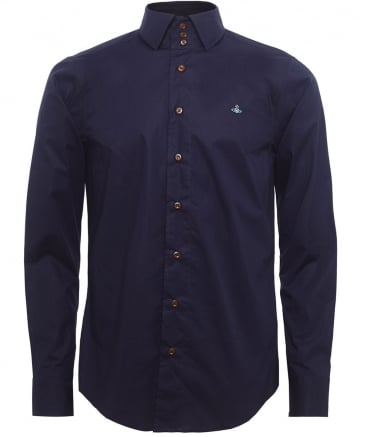 Stretch Cotton Krall Shirt