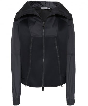 Scuba Panelled Shell Jacket