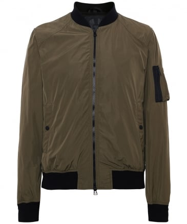 Water Repellent Mallison Bomber Jacket