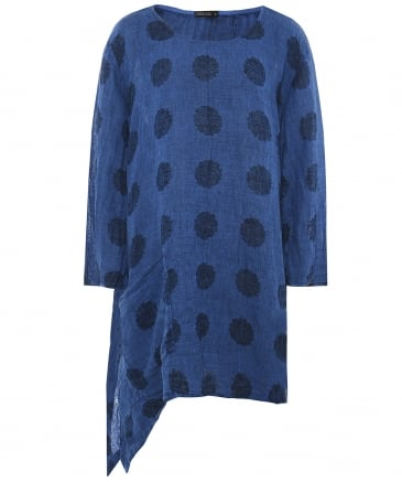 Linen Spotted Tunic