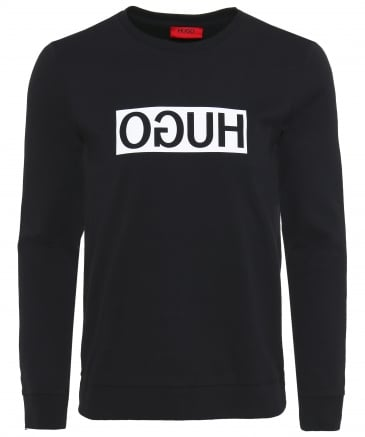 Regular Fit Crew Neck Dicago Sweatshirt