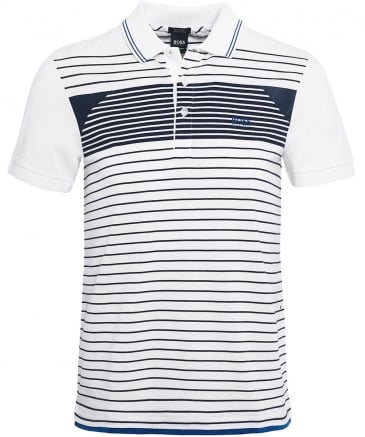 Regular Fit Striped Paddy 5 Polo Shirt