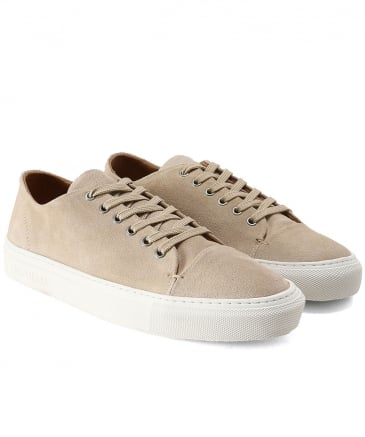 Suede Albert Trainers