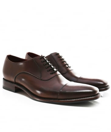 Leather Snyder Oxford Shoes
