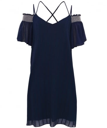 Eloise Cold Shoulder Dress