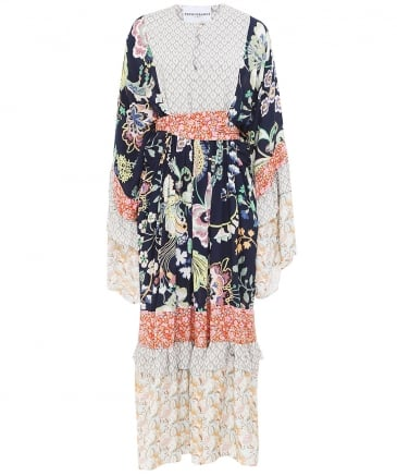 Liberty Floral Belted Dress
