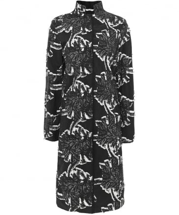 Boris Jacquard Long Jacket