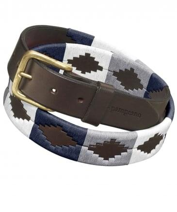 Leather Roca Polo Belt