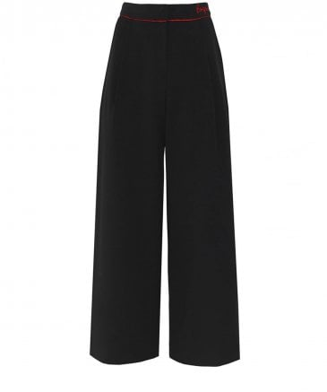 Bonjour Cropped Trousers