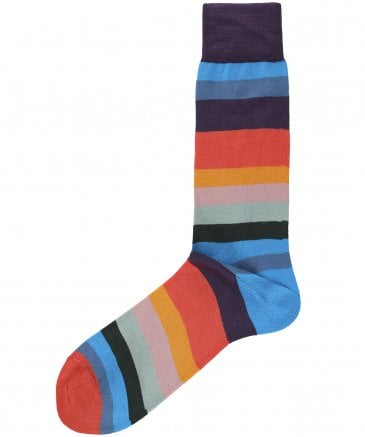 Artist Stripe Socks