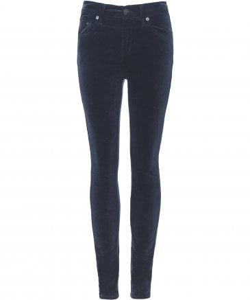 Citizens of Humanity Women's Velveteen Rocket Skinny Jeans