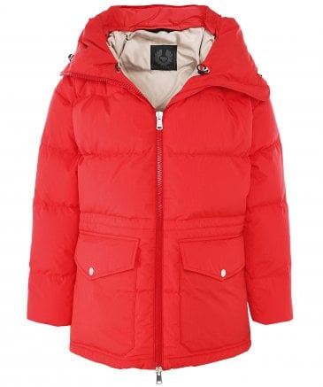 Canova Quilted Down Jacket
