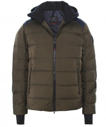 Down Quilted Lasse-D Jacket