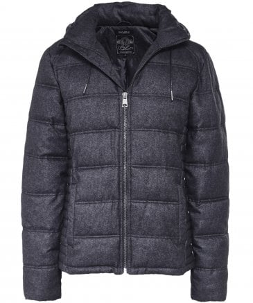 Woven Quilted Dallan Jacket
