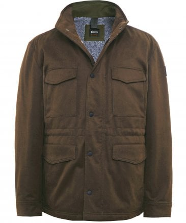 Water Repellent Oroy Field Jacket