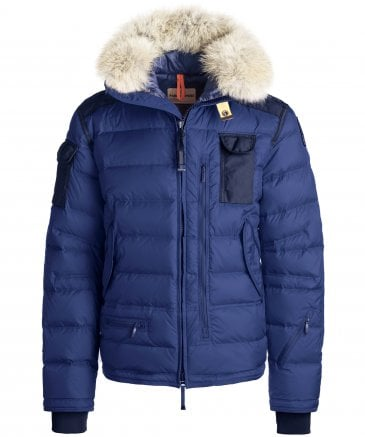 Down Quilted Skimaster Jacket