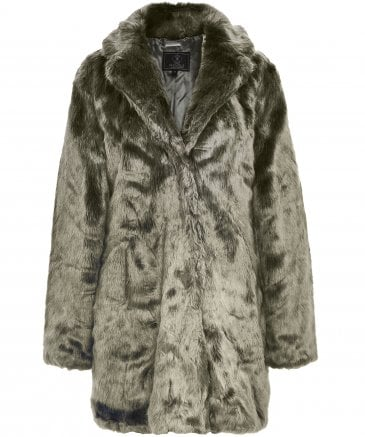 Tylia Faux Fur Coat