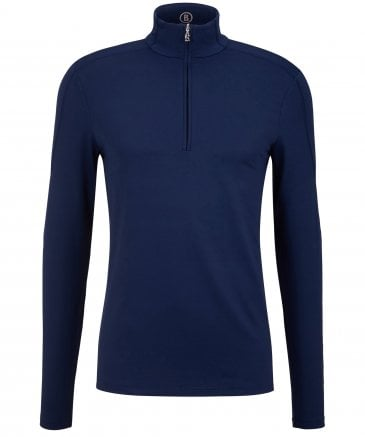 Half-Zip Harrison Top
