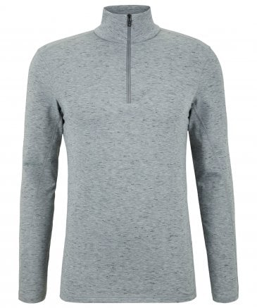 Half-Zip Flint Top
