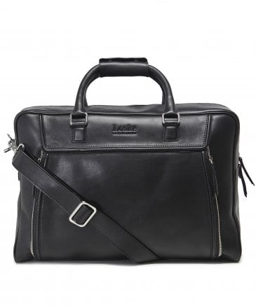 Leather Aviator Travel Bag