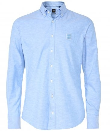 Slim Fit Mabsoot Oxford Shirt
