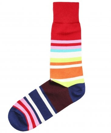 Space Stripe Socks