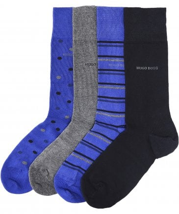 Four Pack of Socks Gift Set