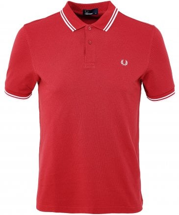 Twin Tipped Polo Shirt M3600 541