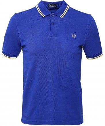 Twin Tipped Polo Shirt M3600 G89