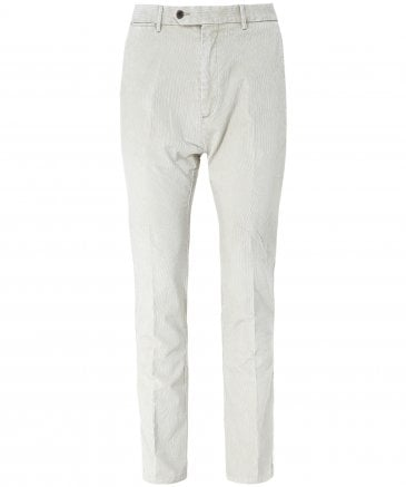 Slim Fit Corduroy Chinos
