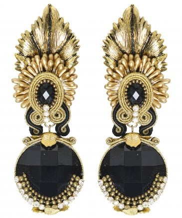 Veracruz Large Jewel Earrings
