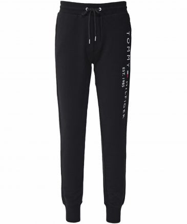Cotton Logo Sweatpants