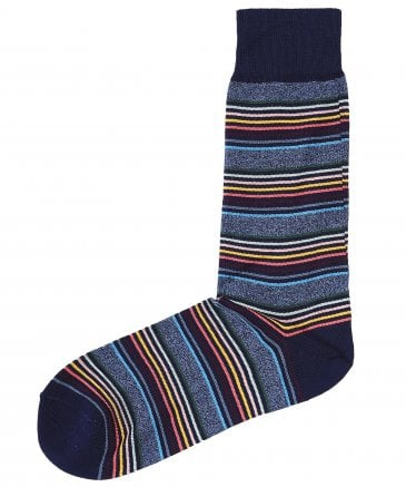 Twist Stripe Socks