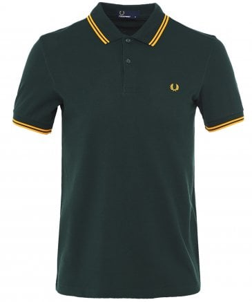 Twin Tipped Polo Shirt M3600 F40