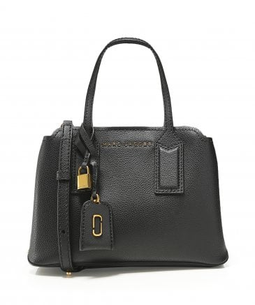 The Editor Leather Crossbody Bag