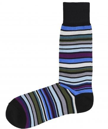 Gang Stripe Socks