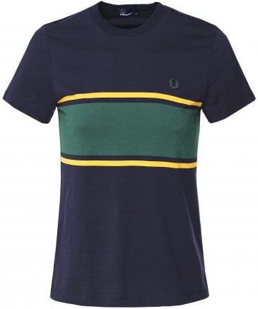 Colour Block T-Shirt M5574 608