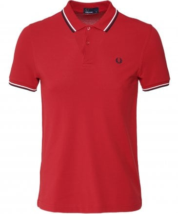 Twin Tipped Polo Shirt M3600 401