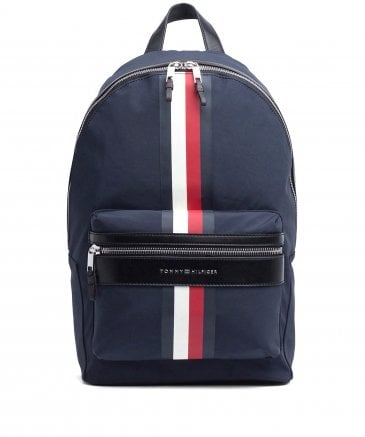 Signature Stripe Elevated Backpack