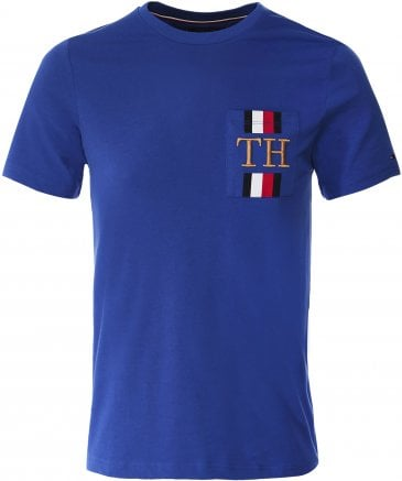 Relax Fit Icon Pocket T-Shirt